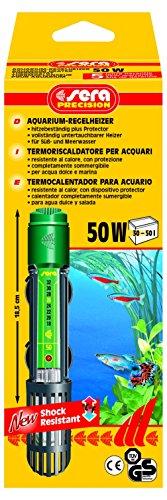 Termocalentador para acuarios de hasta 50 litros