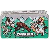 Derriere la Porte Boîte à Chocolat Tablettes Alpes