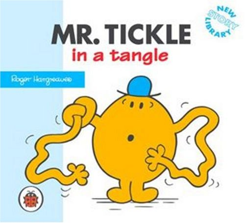 Mr Tickle in a Tangle