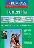 Teneriffa: Digitale Outdoorkarte mit Kurzführer. GPS-Routenplaner - DIGITAL MAP KOMPASS