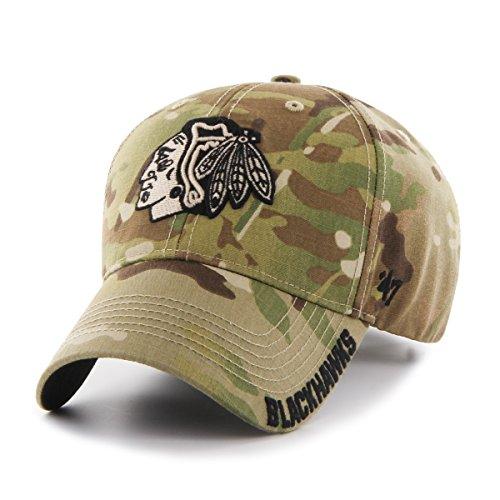 nhl-chicago-blackhawks-myers-mvp-adjustable-hat-one-size-multicam-camouflage