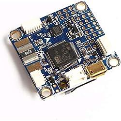 Nowakk Controlador de Vuelo Betaflight Omnibus STM32F4 F4 Pro V3 OSD Incorporado