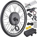 "ReaseJoy 48V 1000W 26"" Front Wheel Electric Bicycle Motor Conversion Kit E-Bike Cycling Hub"