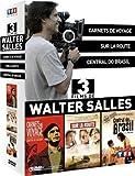 3 films de Walter Salles - Carnets de voyage + Sur la route + Central do Brasil