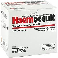 HAEMOCCULT Test Kleinpackung 20X3 St preisvergleich bei billige-tabletten.eu