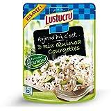 Lustucru riz express 2 minutes quinoa courgettes 250g (Prix Par Unité) Envoi Rapide Et Soignée