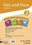 Flex und Flora Ausgabe für Rheinland-Pfalz: Themenhefte 2 Paket: Themenhefte für die Ausleihe