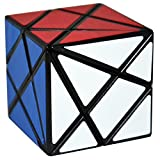 Coolzon® Transformers Magic Cube Brain Teasers Puzzle Toy Speed Cube 57mm, Black