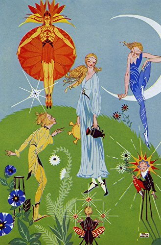 mary-evans-picture-library-peter-dawn-cope-collection-grimms-fairy-tales-artistica-di-stampa-6096-x-