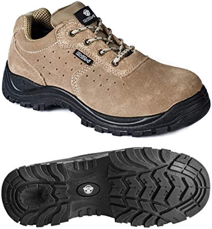 PSH 70003818 _ 430 Light ZA 369 S1P SRC scarpa di sicurezza e di lavoro Pelle | Numeroso Nella Varietà  | Scolaro/Ragazze Scarpa