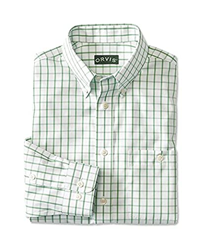 Orvis Pure Cotton Wrinkle-free Pinpoint Oxford Shirt,