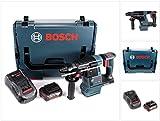 Bosch GBH 18 V-26 Akku Bohrhammer Professional SDS-Plus in L-Boxx mit 1 x GBA 5 Ah Akku und GAL 1880 CV Ladegerät