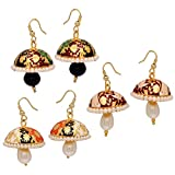 Jaipur Mart Traditional Combo Of 3 Colou...