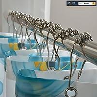 Andreu® confezione da 20 in acciaio INOX Heavy Duty-Binario di