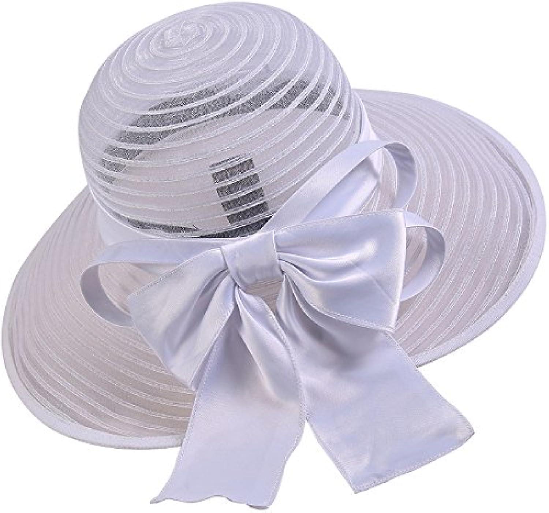 YLJHY Cappello da Spiaggia Cappello da Sole con Cappello Visiera Cappello  con da Donna f6fa4e0b9918