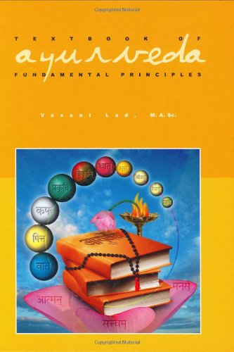 Textbook of Ayurveda: Volume 1 - Fundamental Principles of Ayurveda: Fundamental Principles of Ayurveda v. 1 por Vasant Lad