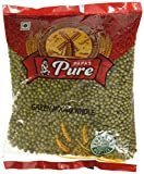 Papas Pure Green Moong Dal Whole, 500g