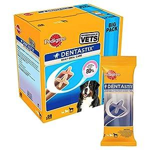 Mars Petcare - Bâtonnets à mâcher pour chiens DENTASTIX (Pack de 56)