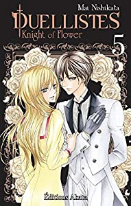 Duellistes, Knight of Flower Edition simple Tome 5