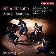 Felix Mendelssohn - Streichquartette Nr. 1, 5 & 6