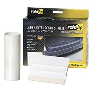 Raid HP 360154 Ladekantenschutz Folie Transparent