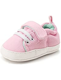 Sneakers casual gialle per neonato Lhwy