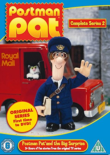 Image of Postman Pat: Series 2 - Postman Pat's Big Surprise [DVD]