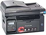 Pantum Faxgeräte: Professioneller 4in1-Mono-Laserdrucker M6600NW Pro mit Airprint & Fax (Scanner)
