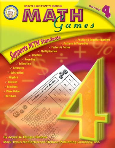 (Math Games Grade 4)