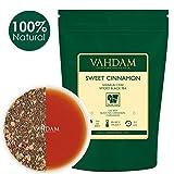 Cinnamon Spice, Masala Chai Tee (100 Tassen) - Süßer & Würziger Zimt Tee, köstliche Mischung aus schwarzem Assam Tee mit frischem Zimt & Kardamom - Gemischt & aus Indien geliefert, 100g (Set of 2)