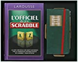 Officiel du Scrabble coffret version prestige...