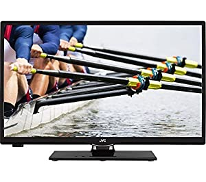 "JVC LT-24C660 24"" LCD LED HD SMART TV Freeview HD USB Record, Pause & Play HDMI - Netflix - BBC iPlayer - YouTube"