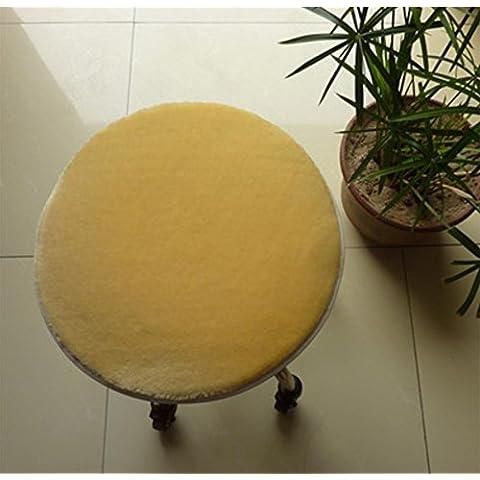 Cuscino Sgabello rotondo cuscino pad peluche Intrattenimenti cuscino per sedie