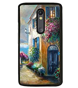 Droit 2D Printed Designer Back Case Cover for Moto G3 + 3D F1 Screen Magnifier + 3D Video Screen Amplifier Eyes Protection Enlarged Expander by DROIT Store.