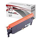 PerfectPrint - Cyan Compatible CLT-C406S Laser Toner Cartridges For Samsung CLP-360 CLP-360N CLP-365 CLP-365W CLX-3300 CLX-3305 CLX-3305FN CLX-3305N CLX-3305W CLX-3305FN CLX-3305FW Xpress C410W SL-C460FW Printer