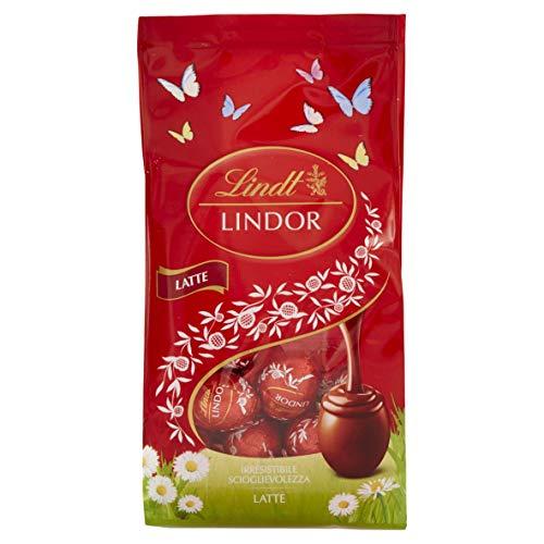 Lindt Ovetti Bag Lindor Latte -180  gr