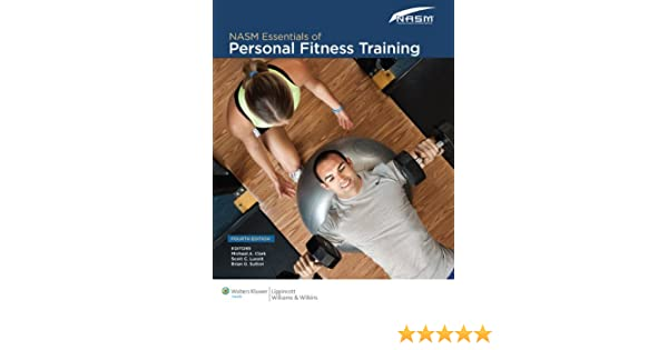 Buy NASM Essentials of Personal Fitness Training Book Online