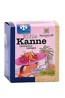 """Sonnentor Kühle Kanne """"Erdbeere-Ingwer"""" (44,8 g) - Bio"""