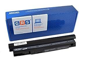 GRS Batterie d'ordinateur portable pour: Sony Vaio VGN-TZ série, compatible pour: VGP-BPL11, VGP-BPS11, VGP-BPX11 portable avec 4400mAh/49Wh, 11.1V Li-Ion Accu, Laptop batterie