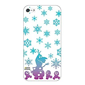 Hamee Marvel LeTV Le 1s Case Cover Disney Princess Frozen Official ( Anna Keep Calm )