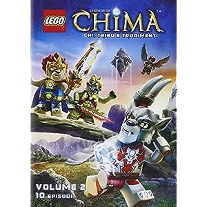 Lego - Legends of ChimaStagione01Vol.02 5051891128439 LEGO