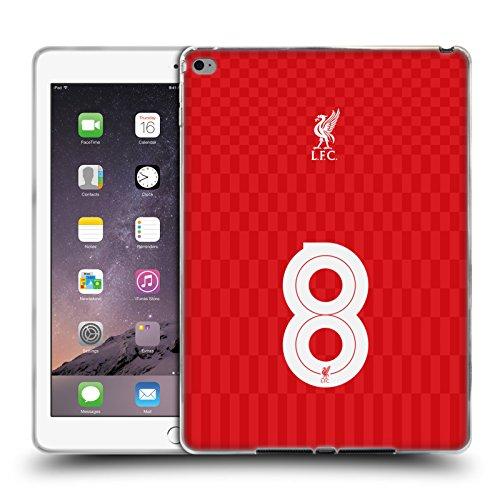 Head Case Designs Liechtenstein Drapeaux D'époque 5 Étui Coque D'Arrière Rigide Pour Apple iPhone 7 Plus / 8 Plus Chemise Maison Rouge Nr. 8