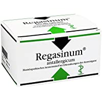 REGASINUM Antallergicum Ampullen 60 ml Ampullen preisvergleich bei billige-tabletten.eu
