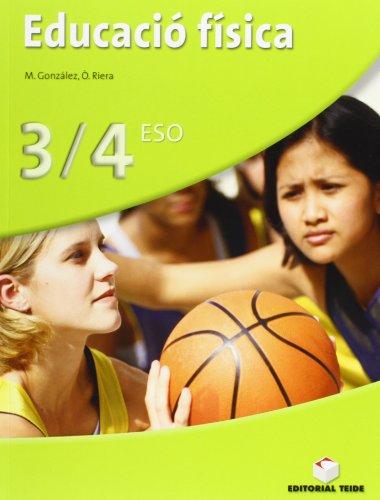 Educacio Fisica 3/4 Eso - 9788430785322