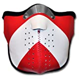 WINDMASK Neopren Biker Motorrad Maske Sturmmaske Skimaske - Österreich Austria