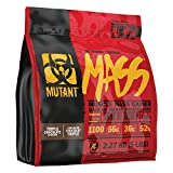 PVL Mutant Mass 2200 g Triple Chocolate Weight Gain Shake Powder