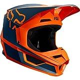 Fox Helm V-1 Przm Orange, Größe L
