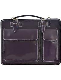 Amazon.it  Viola - Borse organizer portatutto   Uomo  Scarpe e borse 66d34f6c4e9
