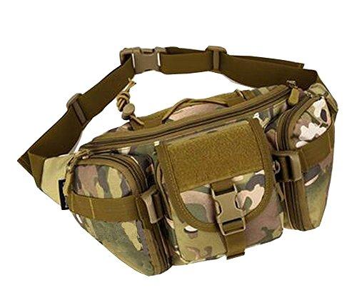Sport Outdoor Multifunktionale wasserdichte Beutel Taille Pack Mehrfarbig 03