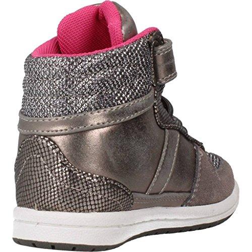 Basket, couleur Gris , marque LULU, modèle Basket LULU SKY Con Luces Gris Gris